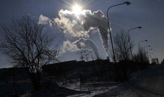 Česku hrozí za špinavé ovzduší žaloba z Bruselu