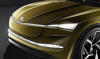 Škoda Vision-E poprvé naživo: Těšme se na exkluzivní budoucnost!