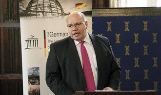 Německý ministr hospodářství Altmaier zhoršil odhad růstu HDP