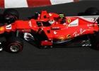 Räikkönen získal po devíti letech pole position! Ferrari ovládlo první řadu