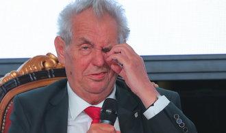 Glosa Martina Čabana: Zemanův vzkaz