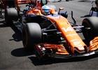 Třetí sezóna s Hondou: Alonso už byl na startu odsunut o 2,6 km