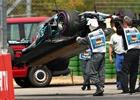 Hamiltonovy problémy z německé kvalifikace na 360 stupňovém videu!