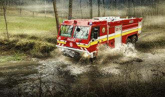 Automobilka Tatra vylep�uje sv� hasi�sk� speci�ly