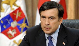 Saakašvili přišel o ukrajinské občanství a utekl do USA. Budu bojovat, tvrdí