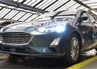 Nový Ford Focus už se vyrábí. Podívejte se do upravené německé továrny