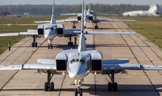 Moskva vyslala strategické bombardéry na Čukotku, budou jen 700 kilometrů od Aljašky