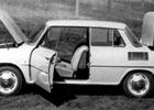 Škoda 1000 MBX měla nástupce. Projekt Š 717 T odpravily tyto kritické chyby