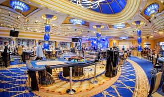 Herny a kasina čelí obrovskému propadu tržeb, chystají zavírání poboček a propouštění zaměstnanců