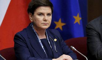 Brusel zahájil kroky proti Polsku, obává se nezávislosti soudů