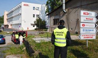 Speychal kvůli kauze ČSKD Praha DIZ do vazby nepůjde, rozhodl soud.