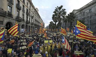 Madrid obvinil strůjce katalánského referenda ze vzpoury