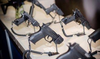 Česká RSBC ovládne slovinského výrobce pistolí