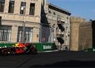 Ve druhém tréninku byl nejrychlejší Verstappen. V závěru boural