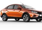 Lada Vesta Cross už je také jako sedan. Navoněné crossovery strčí do kapsy