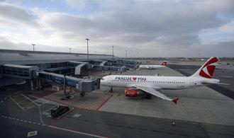 Letiště Praha míří k rekordu, v pololetí přibyla pětina cestujících