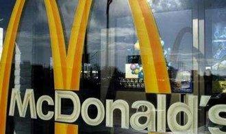 McDonald's chyt� druh� dech, tr�by se pomalu za�aly zotavovat