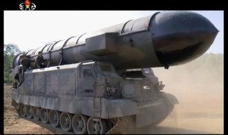 Varování z USA: Severní Korea chystá další odpal balistické rakety. Na jejich Den vítězství