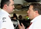 McLaren chce rozpočtový strop a je ochoten se vzdát bonusů
