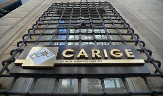 Italský bankovní sektor opět v problémech. Banca Carige musí navýšit kapitál, nařizuje ECB