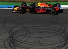 Ve druhém tréninku byl V Hockenheimu nejrychlejší Verstappen