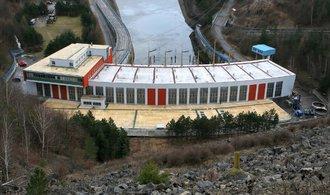 Vodní elektrárna Dalešice je v provozu už čtyřicet let. Podívejte se