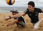 Přípravy na Austrálii: Jezdci Force Indie, Toro Rosso a Red Bullu vyrazili k vodě