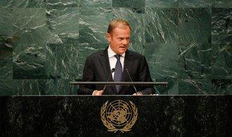 Kvóty na uprchlíky nefungují, tvrdí Tusk