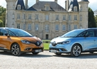 Renault Sc�nic a Grand Sc�nic: MPV s p��chut� crossoveru [prvn� j�zdn� dojmy]