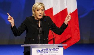 Le Penová Francii prodražuje dluh