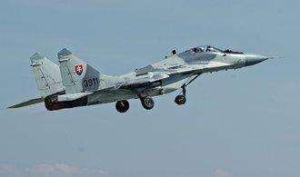 Slovenská armáda vymění ruské stíhačky za americké