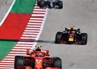 Dejte si to znovu: Souboj Räikkönena, Hamiltona a Verstappena v USA
