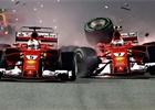 Fotogalerie: Grand Prix Singapuru 2017
