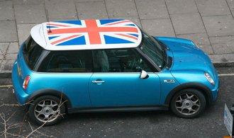Automobilky se připravují na brexit. Mini preventivně zastaví výrobu