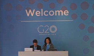 Ekonomický růst je méně synchronizovaný, shodli se zástupci G20