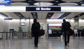 Brexit může připravit britská letiště o dvě pětiny pasažerů