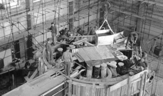 """Reaktor """"chlazený mlékem"""": tak před 60 lety Československo vstoupilo mezi jaderné velmoci"""