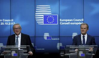 Jednání o brexitu se dostávají do druhé fáze