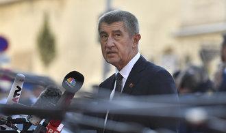 Babiš: Jednání s Egyptem je pozitivní signál, EU má uzavřít dohody o migraci i s dalšími státy