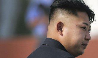Kim Čong-un se překvapivě sešel s Jihokorejci v demilitarizovaném pohraničí