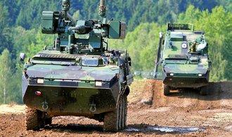 Česko výrazně zvýší investice do obrany, výdaje budou růst až desetiprocentním tempem ročně