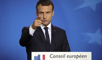 Macron nenavštíví Polsko a Maďarsko. Zaměří se na země, které jsou vstřícnější k evropské integraci
