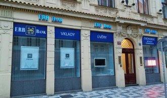 �NB odebrala ERB bank povolen�. Banku �ek� likvidace