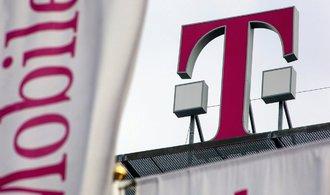 Američtí operátoři T-Mobile US a Sprint jednají o fúzi, tvrdí média. Akcie společností stoupají