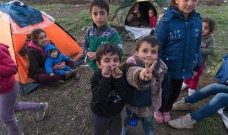 Většina Evropanů by uprchlíkům nabídla pomocnou ruku, ukázal průzkum