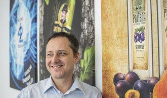 Černý trh s lihovinami se nikdy nevymýtí, říká šéf Palírny u Zeleného stromu Pavel Kadlec