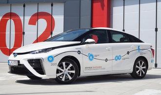 Toyota v Boleslavi ukázala auto na vodík, ostatní ale sází spíš na elektromobily