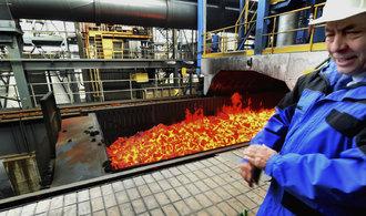 Třineckým železárnám klesl zisk, ceny ocelových výrobků se snižují