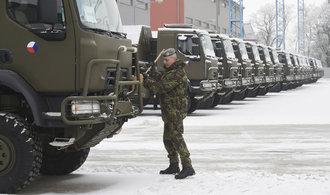 Armáda letos nabere dva tisíce nových lidí