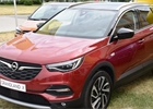 Opel nám ukázal Grandland X.  Známe i skoro všechna technická data